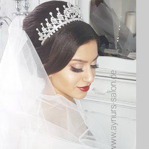 Arabische Hochzeitsfrisuren Geniessen Sie Die Schonheit